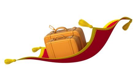valise: Exotic travel