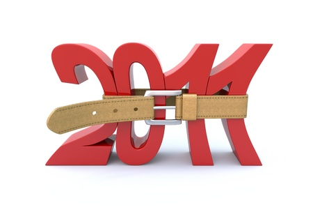 financial year: Financial crisis in 2011 Stock Photo