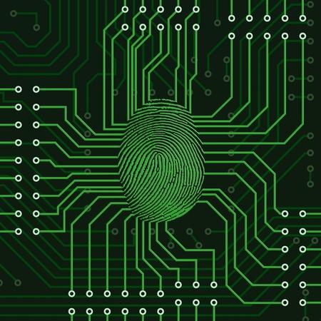 signatures: Fingerprint concept