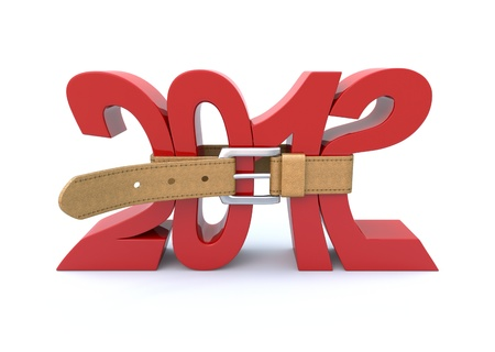 financial year: Crisis in 2012