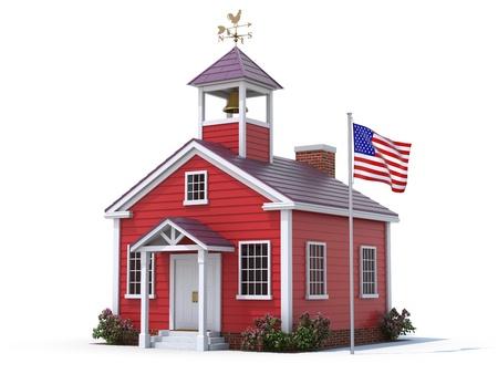 schoolhouse: School house