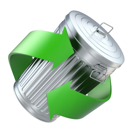 Recycling concept Stock Photo - 15784046