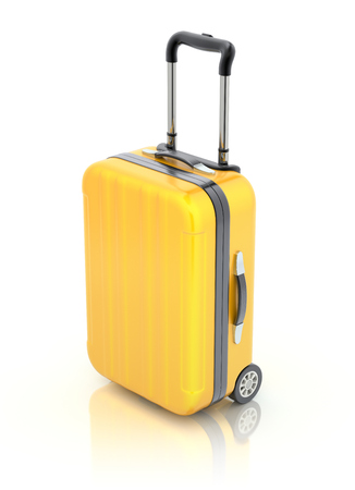 trolley case: Travel suitcase