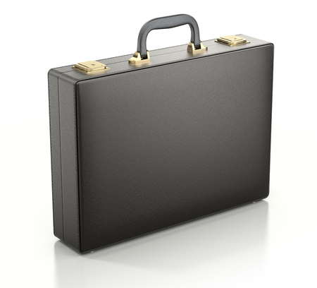 business briefcase: Black Briefcase