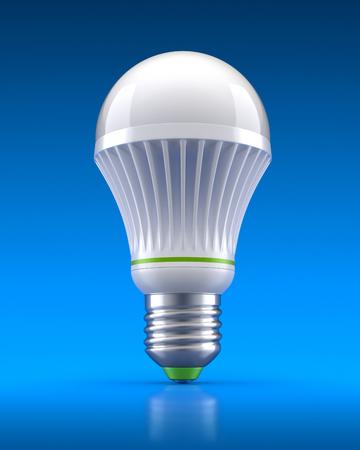 led bulb: LED bulb