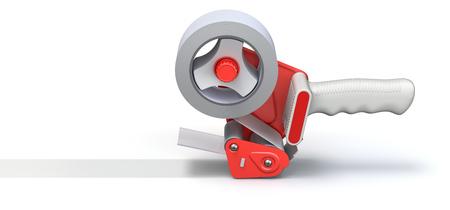 包装テープ銃ディスペンサー