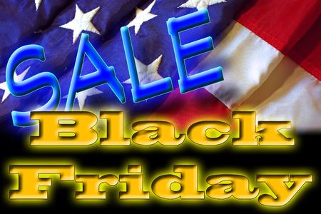 pricetag: Black Friday Sale sign