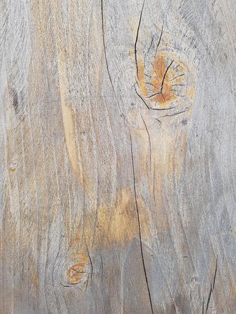whitewash: Whitewash wood plank with cracks background Stock Photo