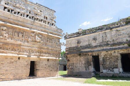 Tulum ruins, Mayan Riviera Quintana Roo, rehabilitation
