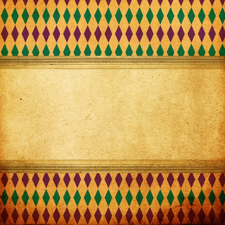 vintage background from grunge paper Stock Photo - 9490342