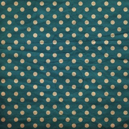 polka dot vintage pattern, dark blue
