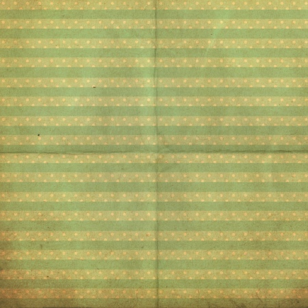 vintage background from grunge paper, texture with retro pattern Stock Photo - 10538432