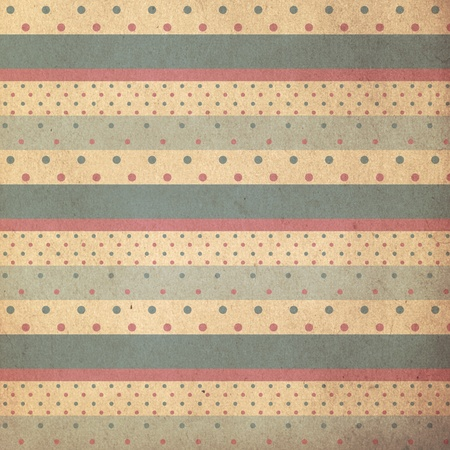 vintage background: vintage background from grunge paper, texture with retro pattern