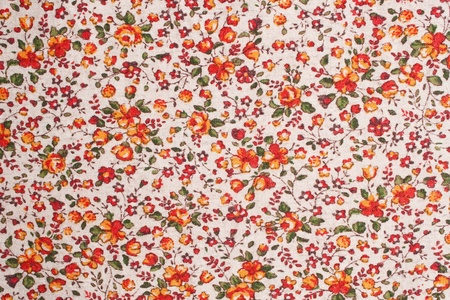 photos of pattern: glamour fabric with flowers, photo