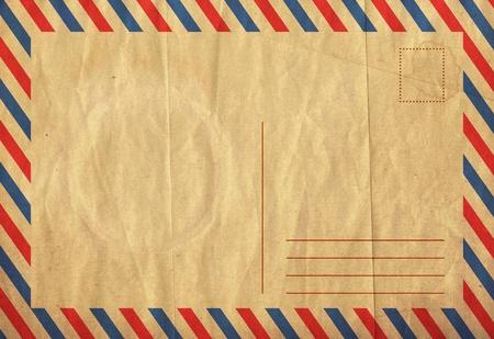 back of vintage postcards Stock Photo - 11974511