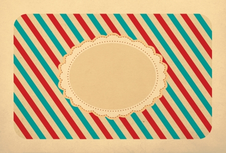 vintage background, style retro Stock Photo - 22416498