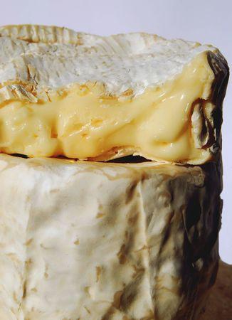runny: Runny camembert cheese