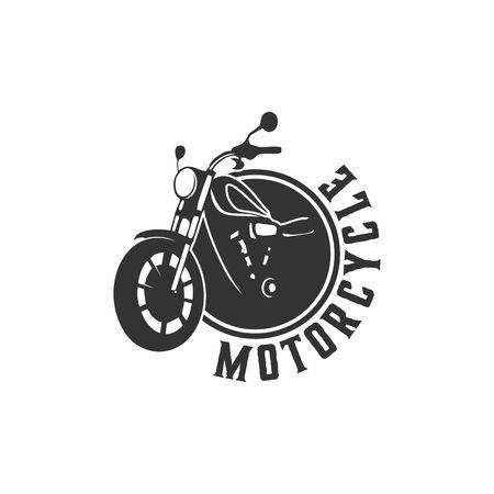 Vector logo of motorcycle club