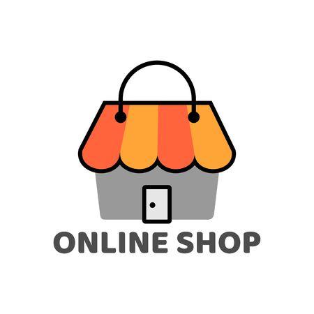 Online Store Logo Design