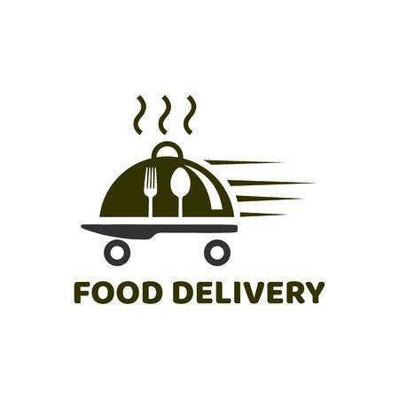 logo de la livraison alimentaire