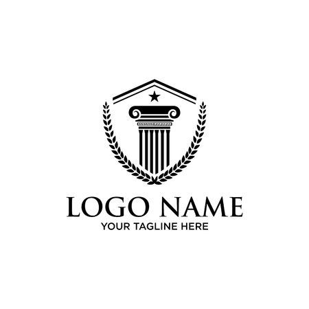 Law Firm logo,Law office logo,lawyer logo