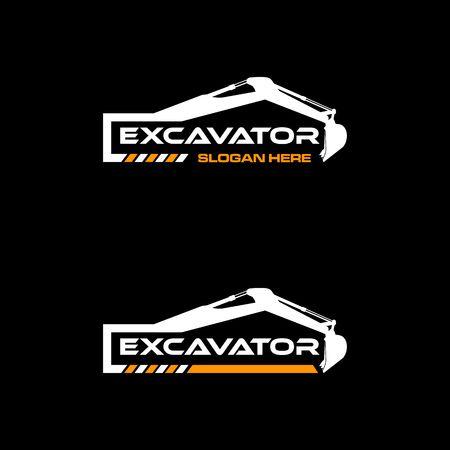 Excavator icon image illustration Banco de Imagens - 98411430