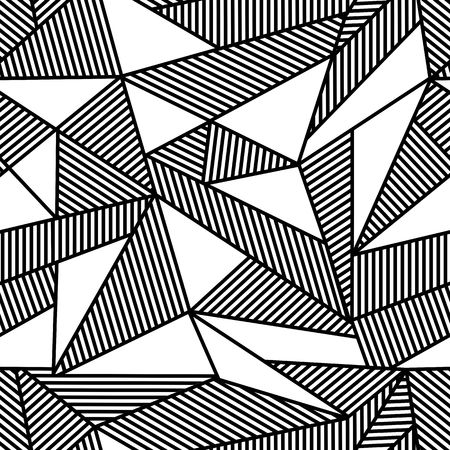 Abstract striped geometric pattern image illustration