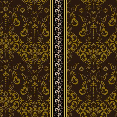 Ilustración de diseño textil mandala tribal Foto de archivo - 98413501