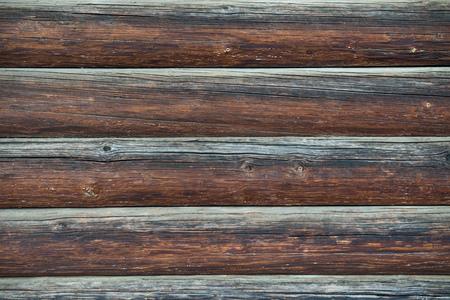 Old weathered wood planks. Vintage texture Background. Banque d'images