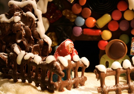 nibble: Chocolate house