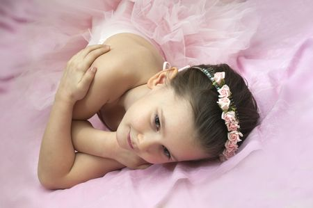 sweet ballerina Stock Photo - 6612396