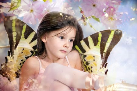 Beauty fairy Stock Photo - 5908531