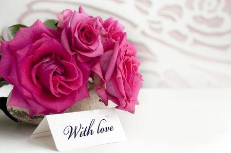 donne eleganti: Rose di bellezza