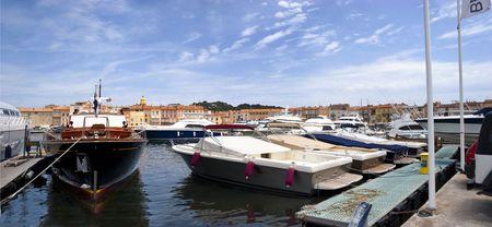 tropez: Port in Saint Tropez