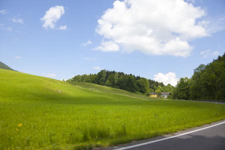 tirol: Landscape view from Austria , Tirol