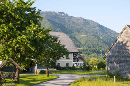 Farms in Austrian Tirol