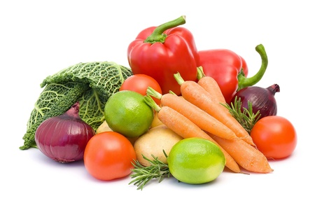 fresh vegetables photo