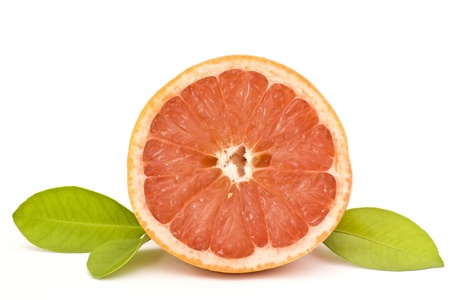 red grapefruit photo
