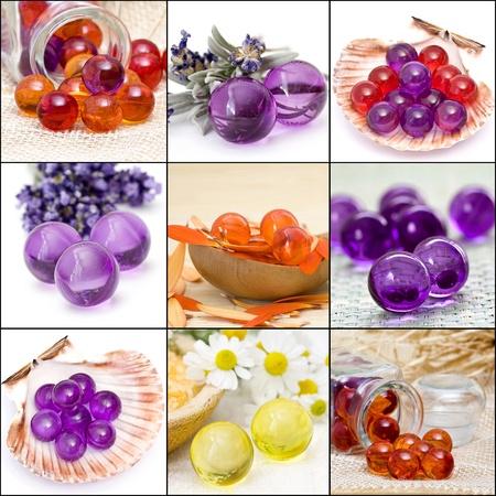 Sale Da Bagno Arancione Foto Royalty Free, Immagini, Immagini E ...