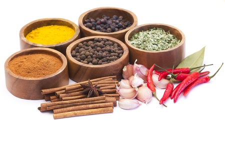 spices and flavorings photo