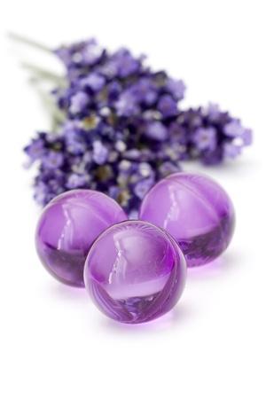 oil bath pearls photo