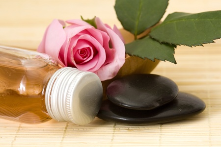 rose spa products photo