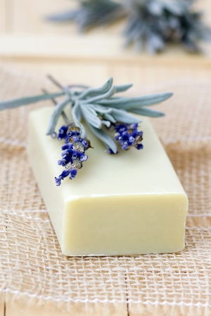bar of natural soap