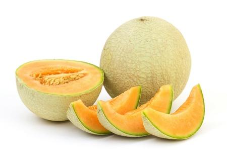Cantaloupe-Melone Standard-Bild - 13261157