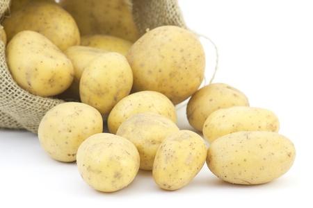 raw potatoes Stock Photo - 13261274