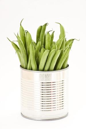 green beans Stock Photo - 13584202