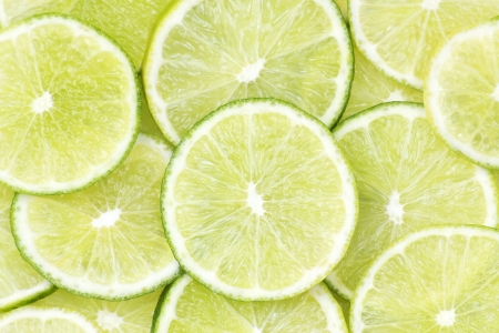 lime slices Stock Photo - 13805346