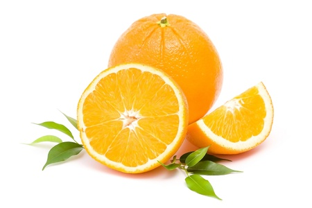 fresh oranges Stock Photo - 13866592