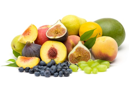 suger: fresh fruits