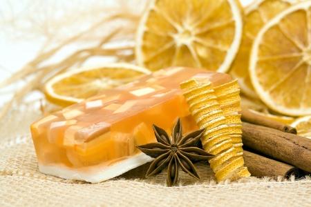 glycerin soap: aromatic glycerin soap